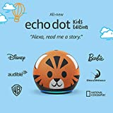 Echo Dot (4th Gen) Kids   Designed for kids, with