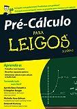 capa de Pré-Cálculo Para Leigos