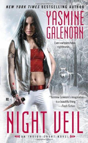 Search : Night Veil (An Indigo Court Novel)