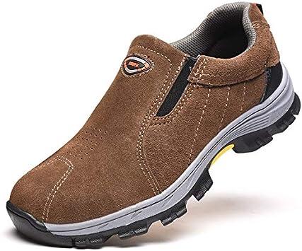 Steel Toe Lightweight Men Work Safety
