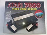 Atari 7800 Video Game System Console Bundle with