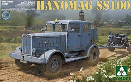 Takom 1 : 35 B01N02LOMJ HANOMAG ss100 WWII ss100 German 2068 tractor – プラスチックモデルキット# 2068 B01N02LOMJ, 小杉町:b13e3915 --- ijpba.info