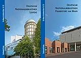 Deutsche Nationalbibliothek Frankfurt Am Main und Leipzig : Doppelband, Hettlage, Bernd and Gonzalez, Brigida, 3867111901