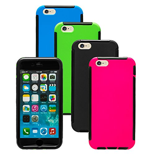 Mobilefox Touch Case Schutzhülle 360° Full Cover Tasche Samsung Galaxy A7 Pink