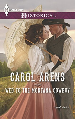 book cover of Wed to the Montana Cowboy