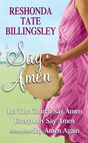 book cover of Say Amen