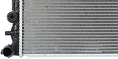 1C0121253A VW3010113 Radiator New VW Volkswagen Beetle 1998-2010