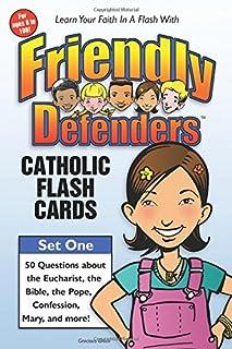 Friendly Defenders: Catholic Flash Cards (0965922812) | Amazon Products