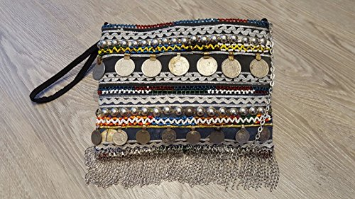 Clutch Bag/Cross Body Bag by Savshan
