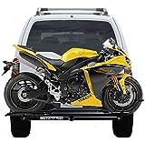 MOTOTOTE MOTO TOTE SPORT BIKE MOTORCYCLE CARRIER HITCH HAULER RACK RAMP