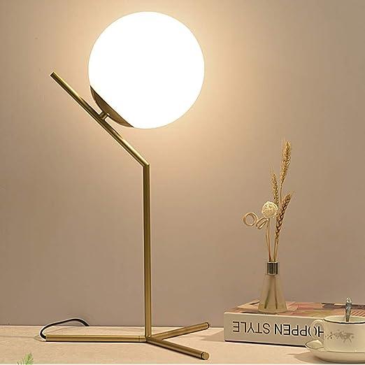 Lámpara De Mesa Luz De La Luna Estudio De Estudio Minimalista ...