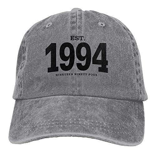 Price comparison product image EST. 1994 Nineteen Ninety Four Cowboy Visor Rear Cap Adjustable Cap