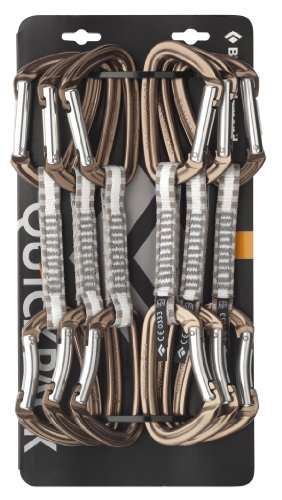 Black Diamond Positron Quickpack, 12cm, Mocha