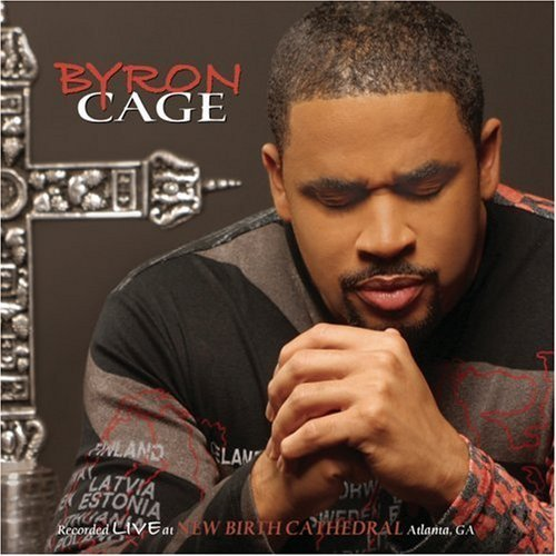 Live at New Birth Cathedral by Cage, Byron