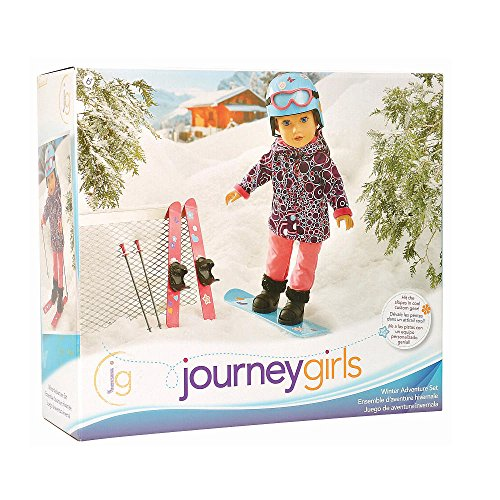 Review Journey Girls Winter Adventure