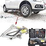 12V 5T Automatic Electric Car Jack Scissor Lift