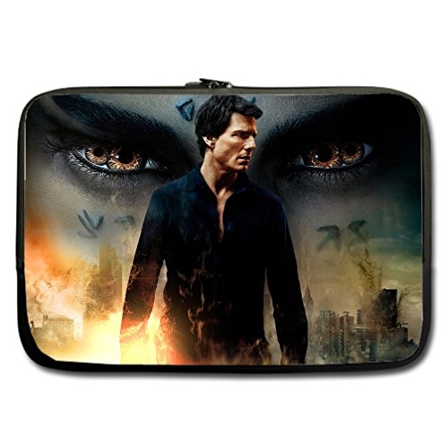 JIUDUIDODO Custom Father's Day Best Gift The Mummy Water Resistant Neoprene Computer Bag Sleeve for Laptop 15