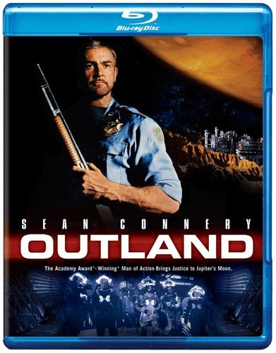 Blu-ray : Outland (Remastered)
