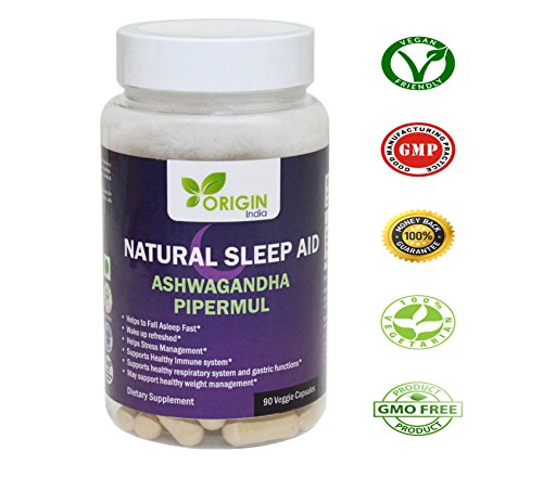 Ashwagandha sleep aid