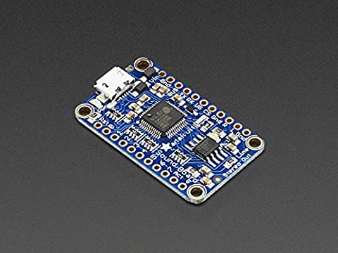 Adafruit Audio FX Mini Sound Board - WAV/OGG Trigger - 2MB Flash [ADA2342] (Sound Boards)