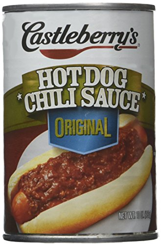 castleberry hot dog chili - 2