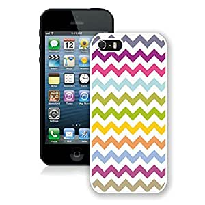 Designer Crinkle Iphone 5s Case Custom Cheap Iphone 5 White Cover Multi Grunge Chevron Mobile Accessories