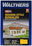 ho scale house - Walthers, Inc. Style Bungalow House Kit, 4-15/16 X 5-9/16 X 2-13/16
