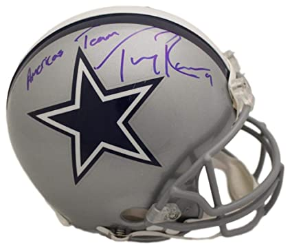 Image Unavailable. Image not available for. Color  Tony Romo Autographed  Signed Dallas Cowboys ... 8ab64be33