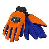 florida gators football gloves - FOCO Florida 2015 Utility Glove - Colored Palm