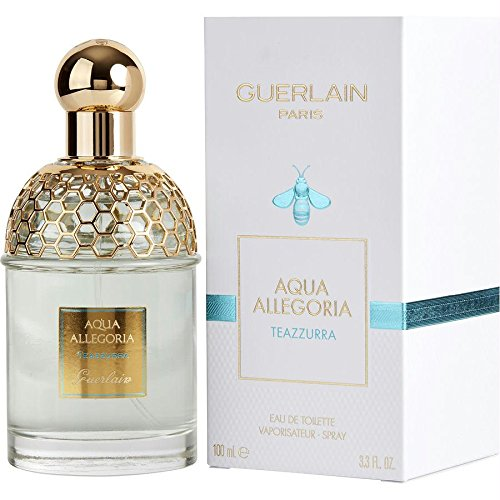 - Guerlain Aqua Allegoria Teazzurra Eau de Toilette Spray 3.3oz/100ml