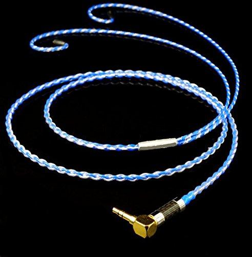 PCCITY AKG N30 N40 ヘッドホン 対応用 ケーブル ヘッドフォン リケーブル 7N OCC ケーブル (3#) 3#  B0784PX4J5