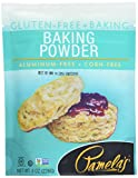 Pamela's Products Aluminum Free Baking Powder, 8 Count