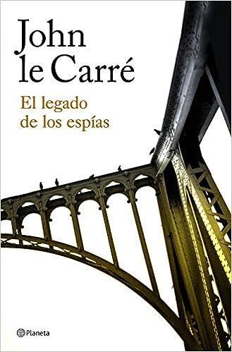 El legado de los espías, John le Carré (George Smiley, 9) 51EmagfXhML._SX327_BO1,204,203,200_