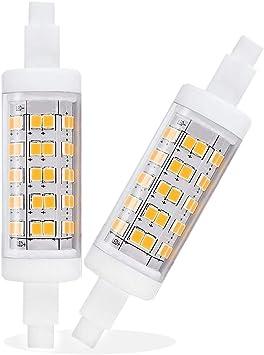 Pack 2 2250 lm 120 W Energizer ® Halogène R7S 78 mm ECO linéaire Dimmable Ampoule