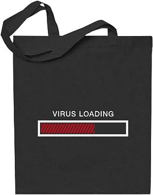 Cloud City 7 Virus Loading Totebag: Amazon.es: Zapatos y complementos