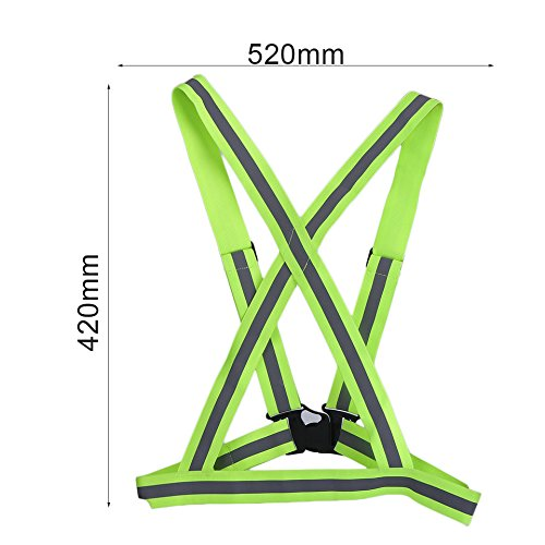 baynne-high-elastic-traffic-night-security-running-cycling-safety-reflective-vestcolor-green