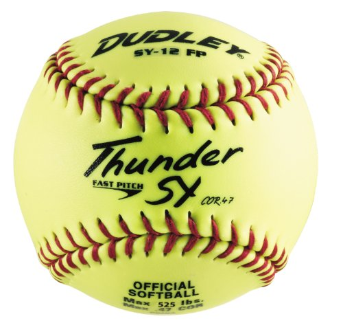 Dudley Non-Association Thunder SY FP Yellow .47/525lb. by Spalding