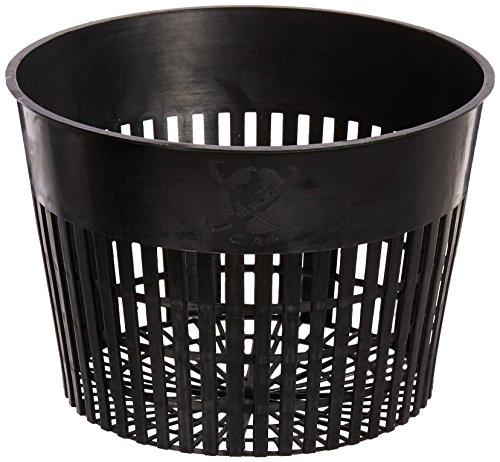 R&M Brand NP6, Hydroponic Net Pot for Plants, 6 Inch, 24 per Bag