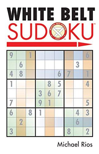 White Belt Sudoku® (Martial Arts Puzzles Series) ()