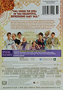 The Best Exotic Marigold Hotel from Fox Searchlight