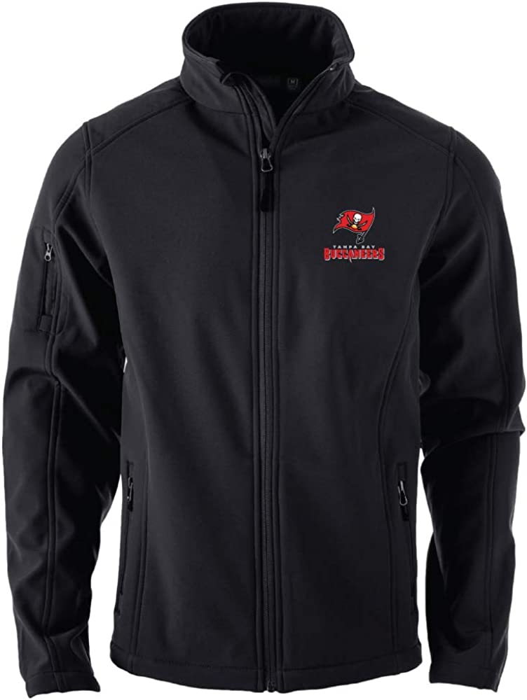 Dunbrooke Apparel NFL mens Sonoma Softshell Jacket