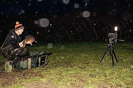 Fox Halo Photography Light 1100 Lumens Carp Fishing Lamp CEI176