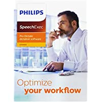 Philips LFH4400 SpeechExec Dictation Software
