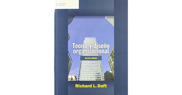 Teora y diseo organizacional richard l daft amazon libros fandeluxe Image collections