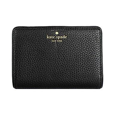 058075fb6b643 Kate Spade New York Tellie Chester Street Medium Wallet (Black) at Amazon  Women s Clothing store