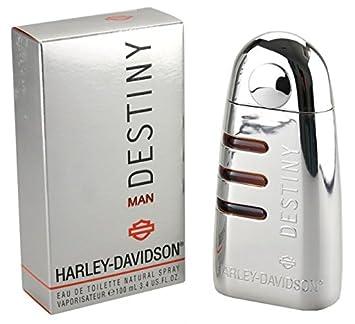 Destiny Man Par Harley Davidson Eau De Toilette Spray 100 Ml Pour