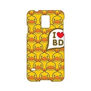 WWAN 2015 New Arrival b duck 3D Phone Case for Samsung S5
