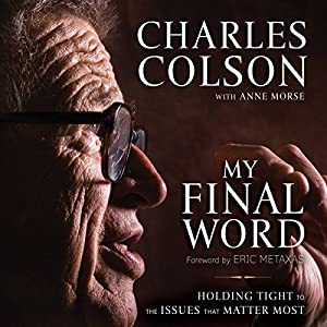 My Final Word Audiobook