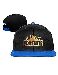 Fortnite Fashion Sport Cap Casual Hat (Blue)
