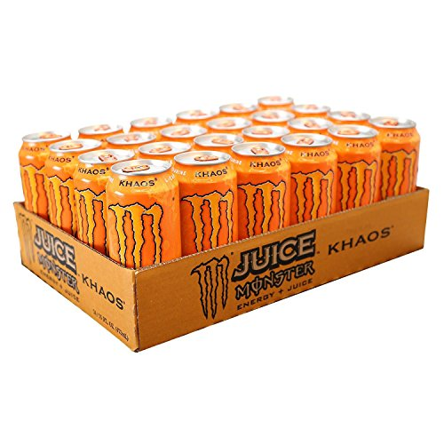 Monster Khaos (16 oz. cans, 24 pk.) by MegaDeal